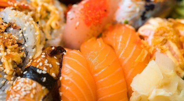 Sushi fish
