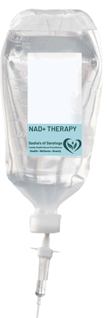 NAD+ Therapy - IV bag