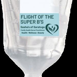 Flight of the Super B's - IV bag