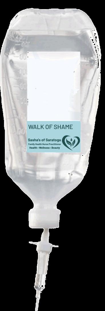 Walk of Shame (Hangover Cure)
